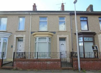 Thumbnail 4 bed terraced house for sale in Great Western Terrace, Llanelli