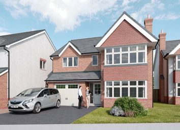 Thumbnail 4 bed detached house for sale in Bleak House Close, Netherton