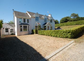 4 bed detached house for sale in East Williamston, Tenby SA70