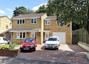 Thumbnail 4 bed link-detached house for sale in Partridge Road, Dibden Purlieu, Southampton
