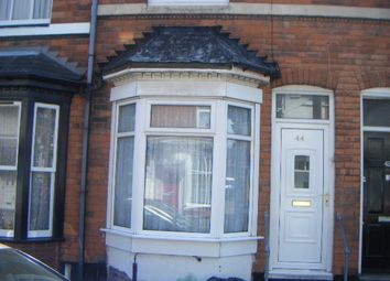Thumbnail 2 bed terraced house for sale in Gough Road, Greet, Birmingham