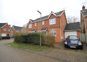 3 bed semi-detached house for sale in Tringham Close, Knaphill, Woking, Surrey GU21
