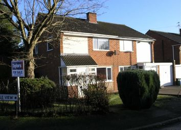 Thumbnail 3 bedroom semi-detached house for sale in Dingle View, Dudley