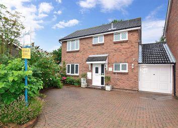 Thumbnail 3 bed detached house for sale in Mitchem Close, West Kingsdown, Sevenoaks, Kent