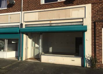 Thumbnail Retail premises to let in Coronation Crescent, Crewe, Cheshire