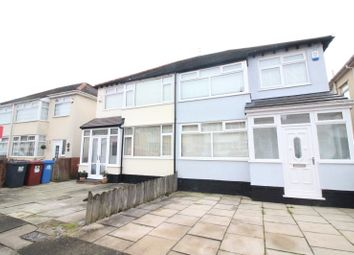 Thumbnail 3 bed semi-detached house to rent in Jeffereys Crescent, Liverpool, Merseyside