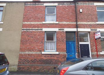 Thumbnail 2 bed terraced house for sale in Blackett Street, Bishop Auckland