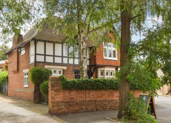 Thumbnail 3 bed detached house for sale in Silver Street, Newport Pagnell
