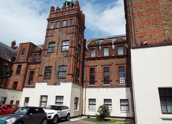Thumbnail 2 bed flat for sale in Brandon Court, Lawrence Road, Southsea