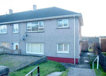 Thumbnail 1 bedroom maisonette for sale in Heol Maes Y Cerrig, Loughor, Swansea, Abertawe