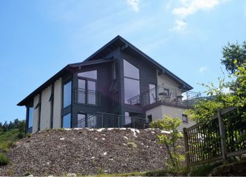 Thumbnail 2 bed semi-detached house for sale in Kenmore, Aberfeldy