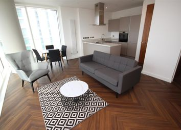 2 bed flat to rent in Blue, Media City Uk, Salford M50