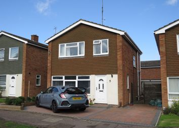 Thumbnail 3 bed detached house for sale in The Paddock, Hitchin