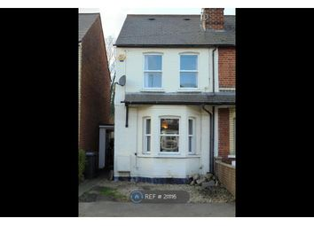 Thumbnail 3 bed terraced house to rent in Washington Road, Reading