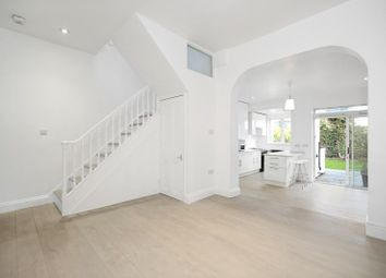Thumbnail 3 bed terraced house to rent in Faroe Road, Brook Green, London
