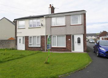 Thumbnail 3 bed semi-detached house for sale in 1 Keats Drive, Egremont, Cumbria