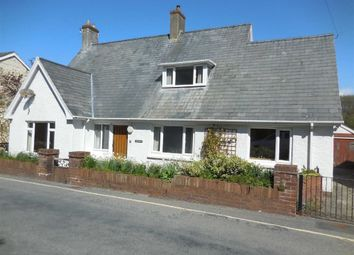 Thumbnail 4 bed bungalow for sale in Borth, Ceredigion