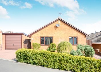 Thumbnail 2 bedroom detached bungalow for sale in Meadowside Close, Wingerworth, Chesterfield