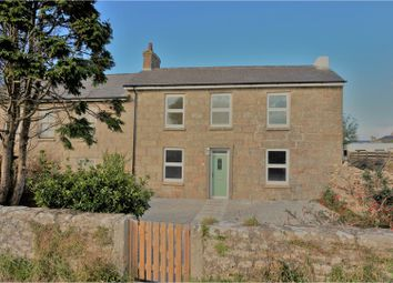 Thumbnail 3 bed end terrace house for sale in Trewellard Road, Penzance