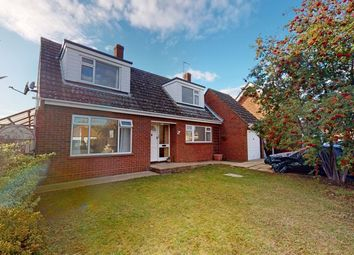 Thumbnail 3 bed detached bungalow for sale in Oakwood Avenue, West Mersea, Colchester