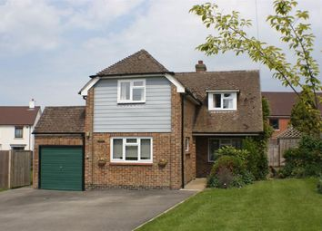 Thumbnail 4 bed detached house to rent in Churchfield Way, Wye, Ashford