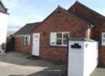 Thumbnail 1 bed bungalow to rent in Grange Court, Egginton, Derbyshire