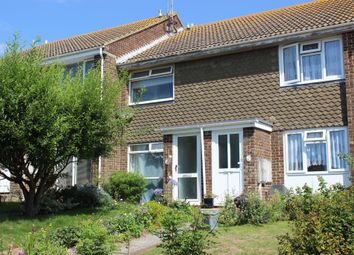 Thumbnail 2 bed terraced house for sale in Sandringham Close, Seaford