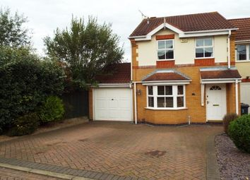 Thumbnail 3 bed semi-detached house to rent in Denstone Close, Ashby-De-La-Zouch