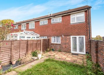 Thumbnail 3 bed end terrace house for sale in Sandpiper Close, Ifield, Crawley