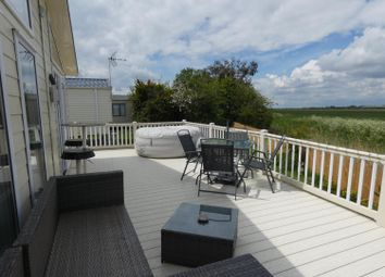Thumbnail 2 bed lodge for sale in St Osyth Holiday Park, St. Osyth, Clacton-On-Sea