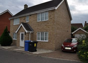 Thumbnail 6 bed shared accommodation to rent in Tizzock Close, Norwich