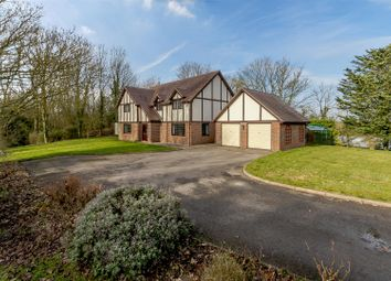 Thumbnail 5 bed detached house for sale in Station Road, Deppers Bridge, Southam, Warwickshire