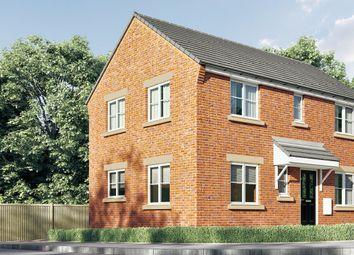 Thumbnail 4 bed detached house for sale in Saints Quarter, Steelhouse Lane, Wolverhampton, West Midlands