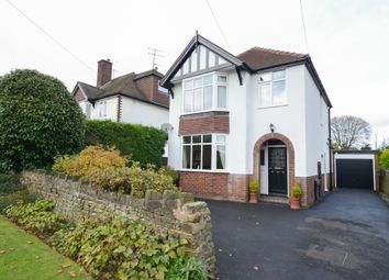 Thumbnail 3 bed detached house for sale in Somersall Park Road, Chesterfield