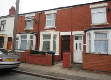 Thumbnail 2 bedroom terraced house to rent in Queen Mary Road, Foleshill, Coventry