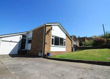Thumbnail 4 bed detached bungalow for sale in Brookside, Pill, North Somerset