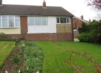 Thumbnail 2 bed semi-detached bungalow for sale in Beecroft Crescent, Bramley, Leeds