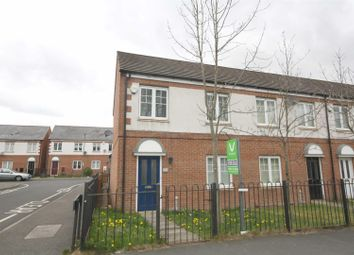 Thumbnail 3 bed terraced house for sale in Cedar Court, Catchgate, Stanley