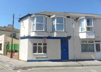 Thumbnail 3 bedroom end terrace house for sale in Walpole Street, Weymouth, Dorset