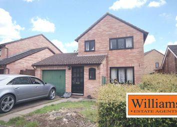 Thumbnail 3 bed detached house for sale in Buckfast Close, Belmont, Hereford