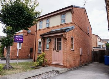 Thumbnail 3 bed detached house for sale in Lilac Street, Hollingwood, Chesterfield