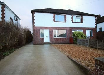 Thumbnail 3 bed semi-detached house for sale in Cliffe Lane, Gomersal, Cleckheaton