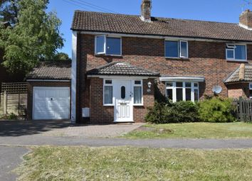 3 bed end terrace house for sale in Abbots Road, Burghfield Common, Reading RG7