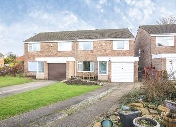 Thumbnail 3 bed semi-detached house for sale in Stonepail Close, Gatley, Cheadle, Greater Manchester