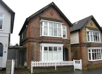 Thumbnail 3 bedroom detached house for sale in Bendysh Road, Bushey