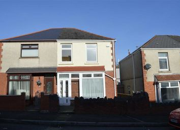 Thumbnail 2 bedroom semi-detached house for sale in Walters Street, Swansea