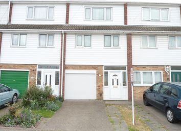 Thumbnail 3 bedroom terraced house to rent in Waid Close, Dartford