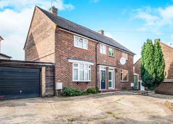 Thumbnail 3 bed semi-detached house for sale in Hayling Road, Watford