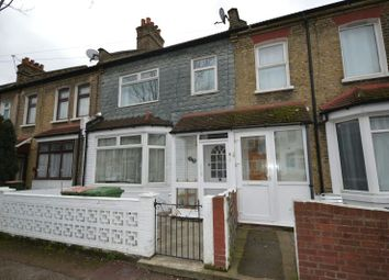 Thumbnail 3 bed terraced house for sale in Alexandra Road, East Ham