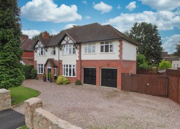 Thumbnail Detached house for sale in Park Drive, Wistaston, Cheshire